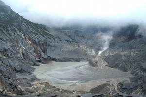 The Volcano Crater